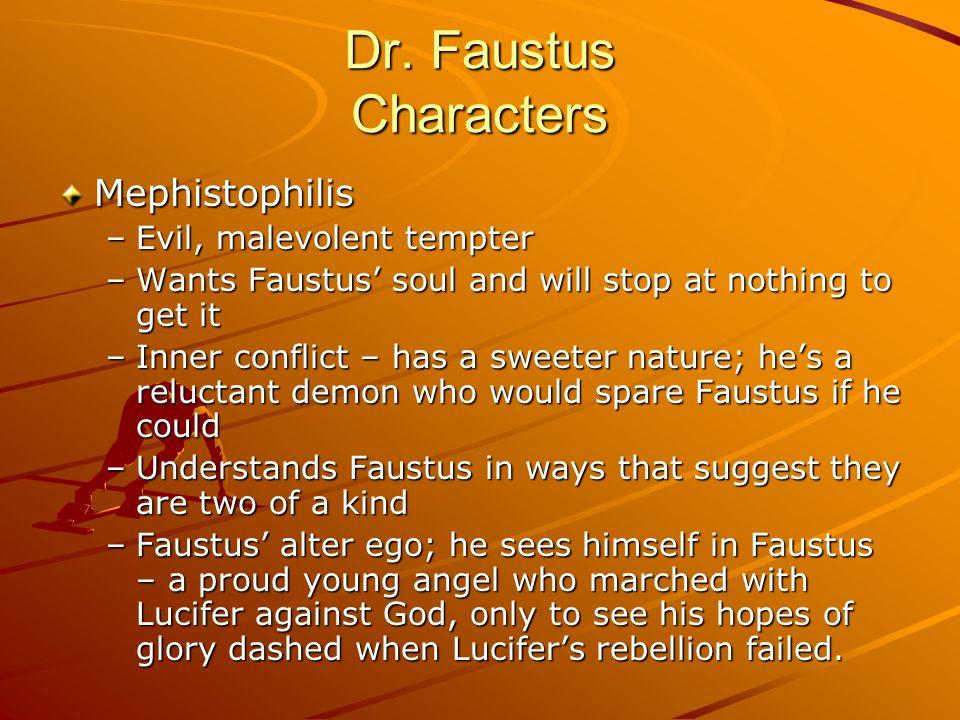 faustus characters