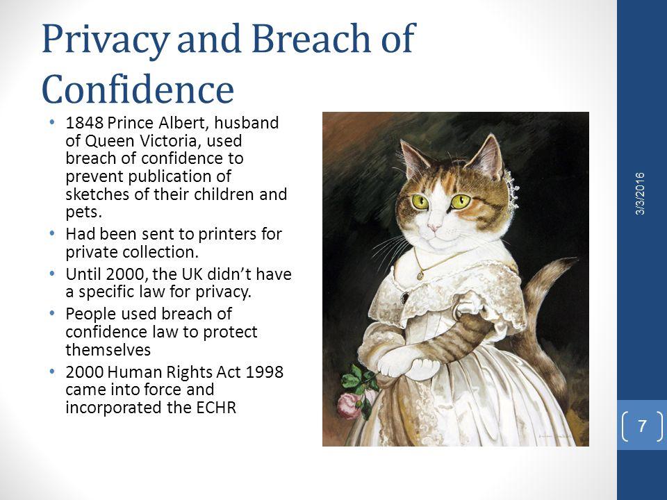 breach of confidence uk