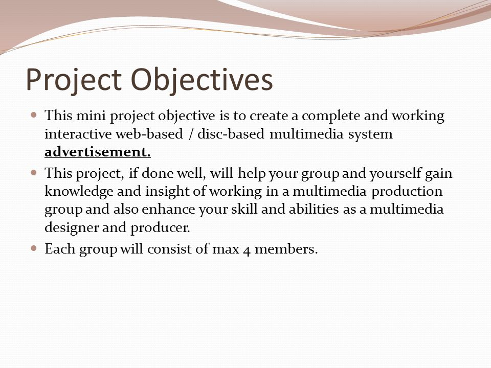 how to write an evaluation of a project
