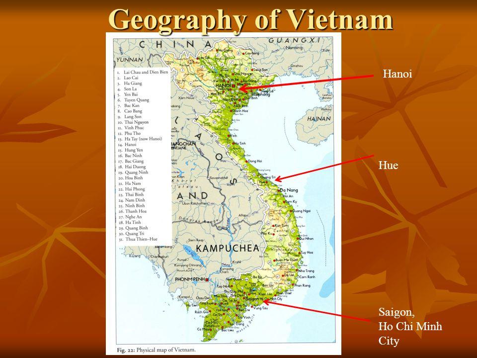 29 Geography Of Vietnam Hanoi Hue Saigon, Ho Chi Minh City