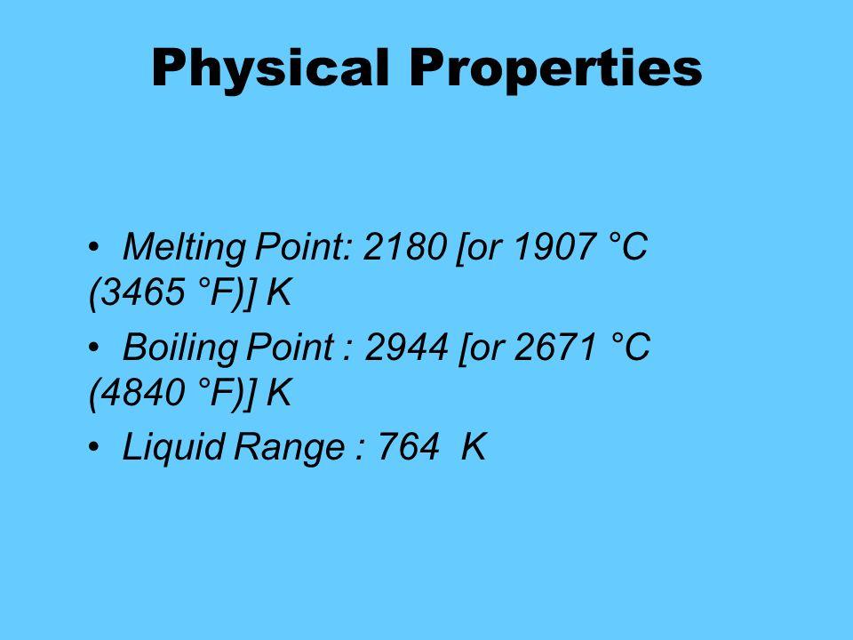Chromium By Collin Clingerman Periodic Table Information Chromium