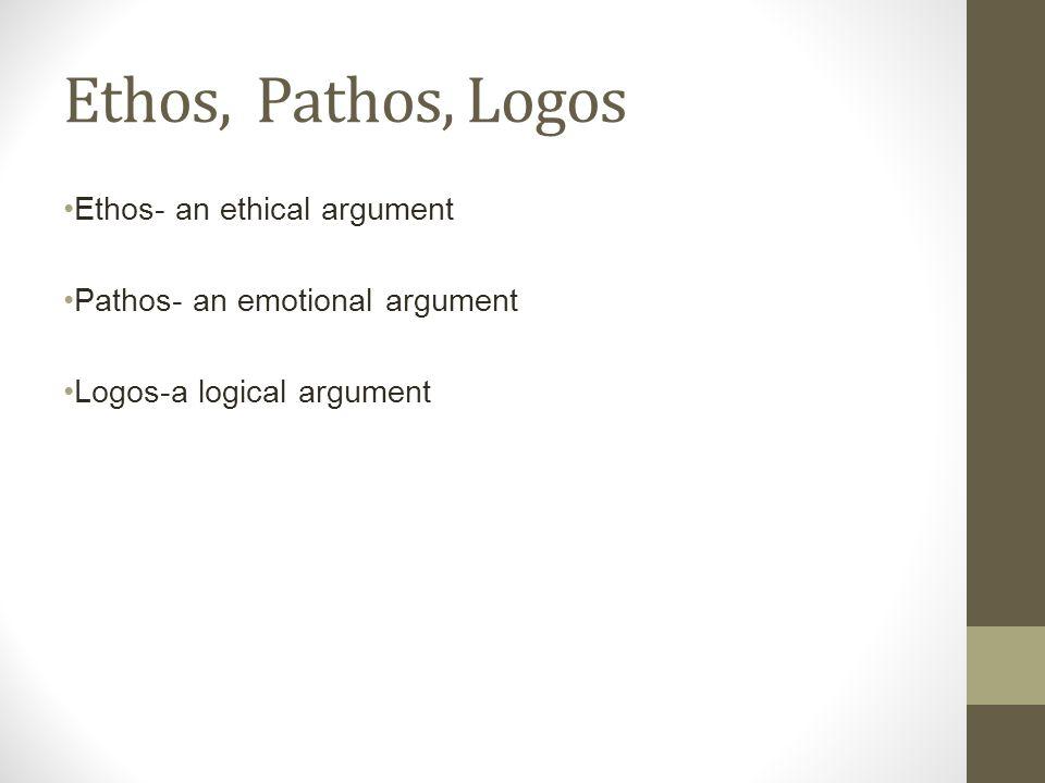 becomingphill) Logos pathos and ethos in antony's speech