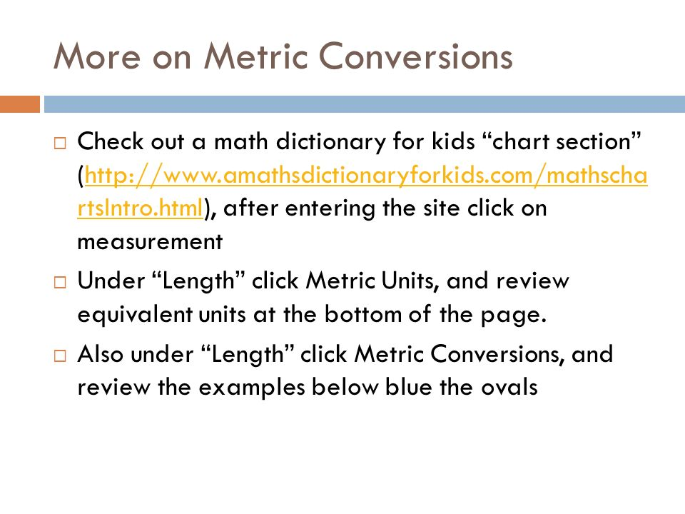 Converting Units Length Conversion For Your Notes Units Of Length