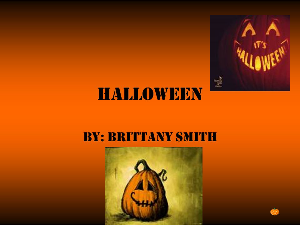 1 halloween by brittany smith