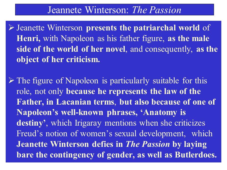 the passion novel jeanette winterson