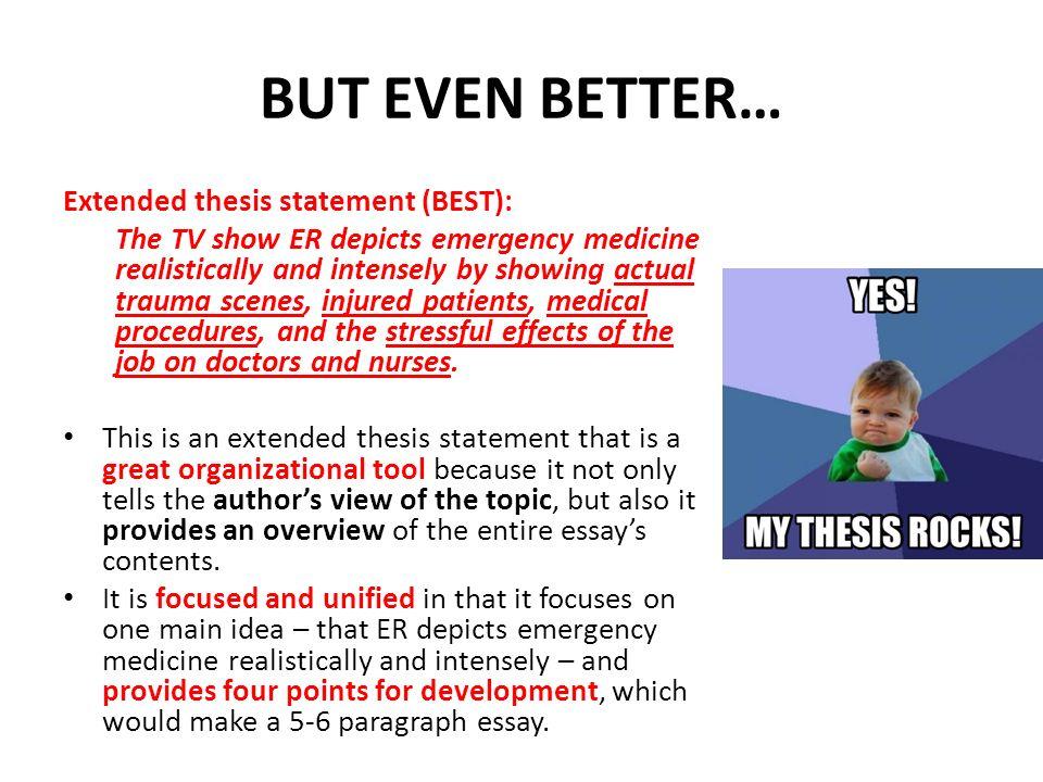 emergency medicine thesis topics