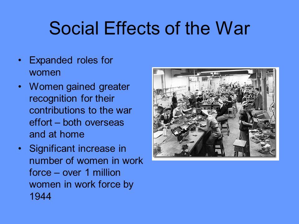 effects of war on children