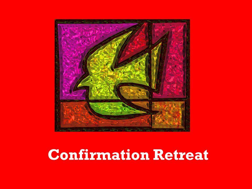 1 Confirmation Retreat
