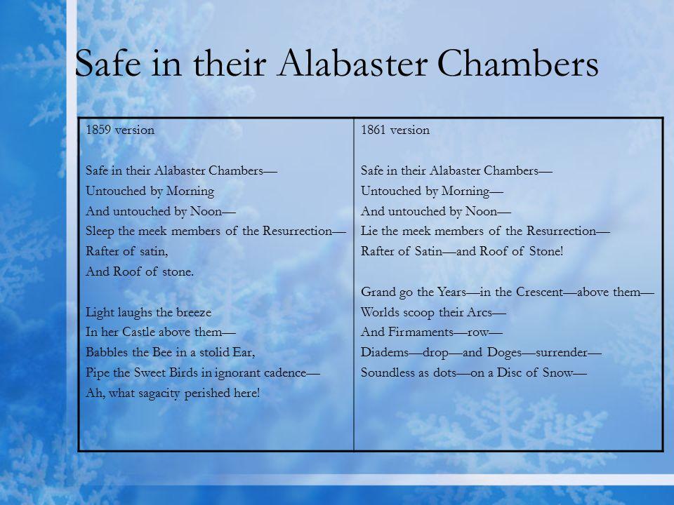 alabaster poem summary