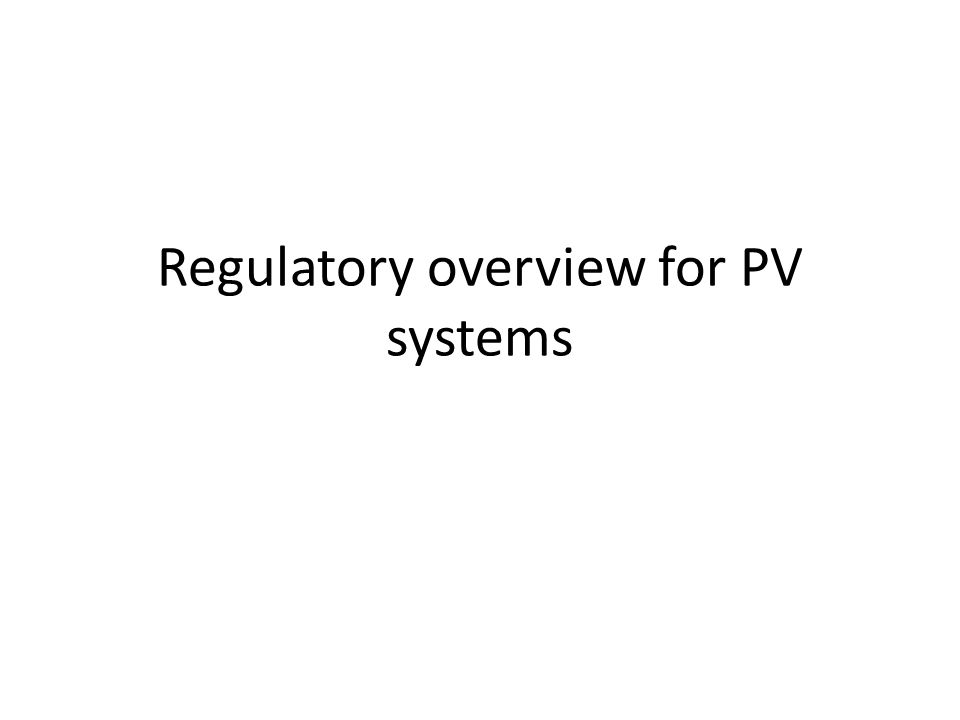 Regulatory overview for pv systems plot plan example accepted by 1 regulatory maxwellsz