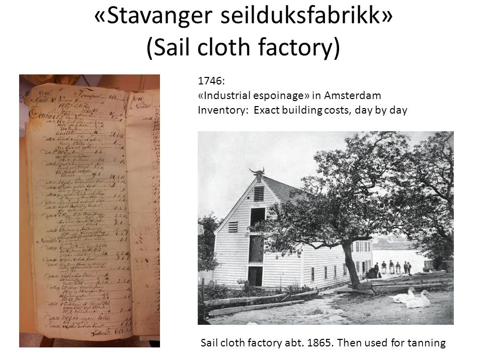 stavanger and the baltic in the 18th c fish for grain arne solli
