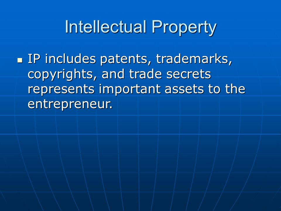 copyrights trademarks and patents essay Meaning and importance of intellectual property philosophy essay  some economists believe that copyrights and patents are harming the  trademarks and.