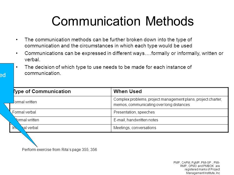 Chapter 10 Communications Management  Communications Management
