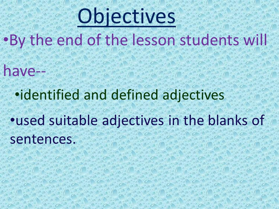 1 Class Eight English 2 nd Paper Grammar Adjectives  - ppt download