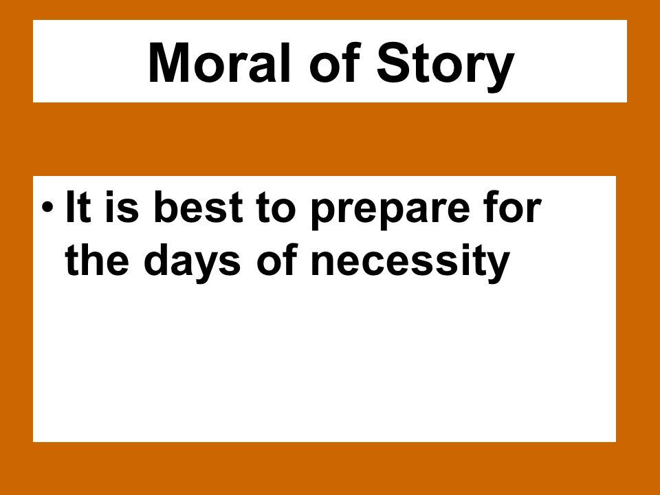 A fable is a short story, often with animal characters, intended to