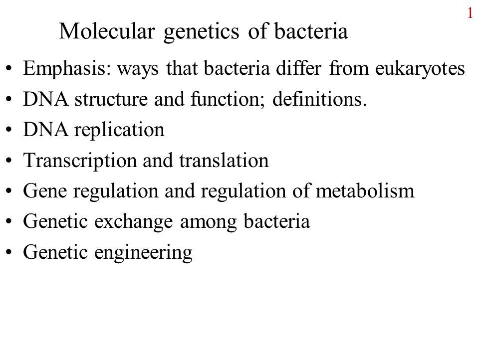 molecular genetic modification of eucaryotes