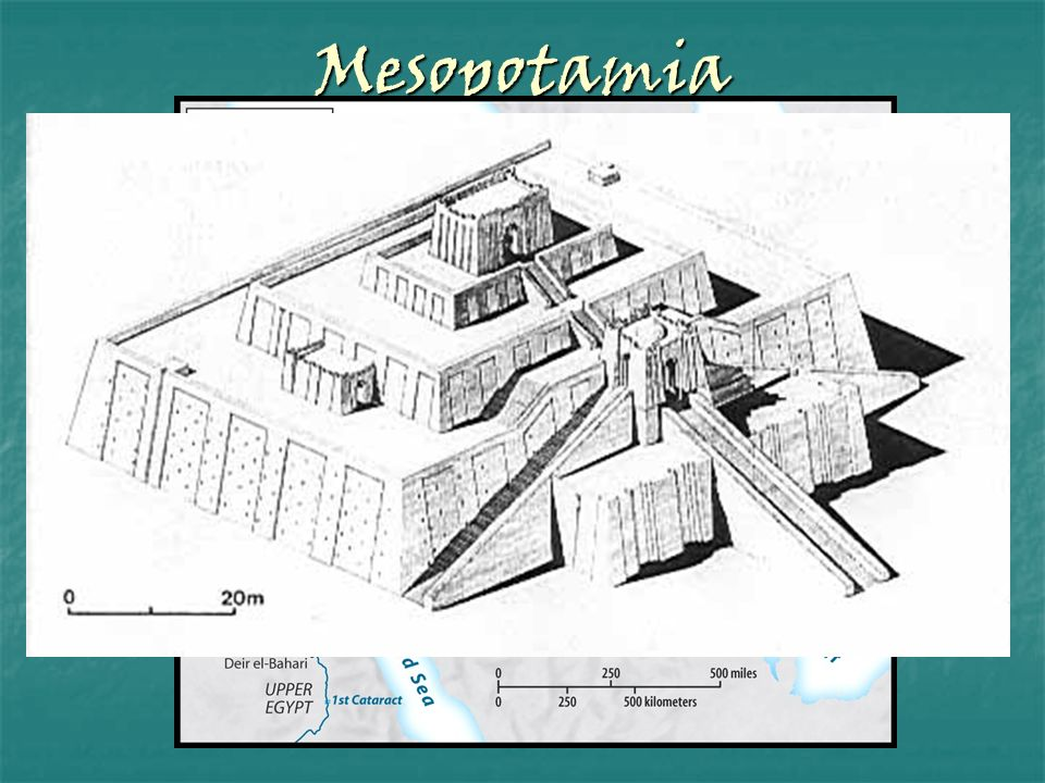 who were the first settlers in mesopotamia
