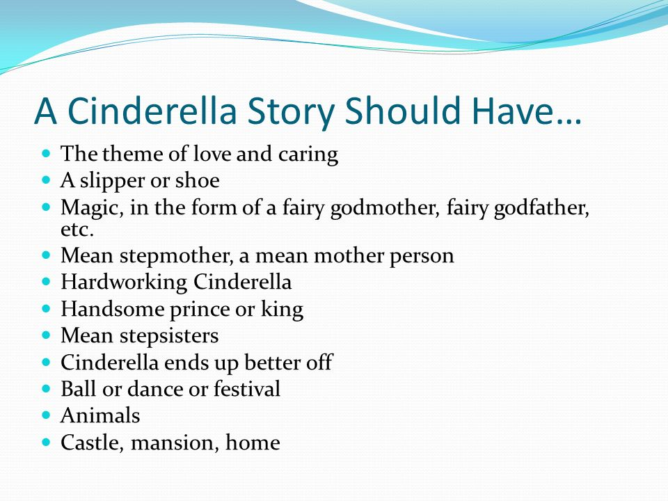 what is the theme of cinderella