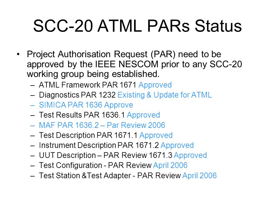 Nescom Test Result