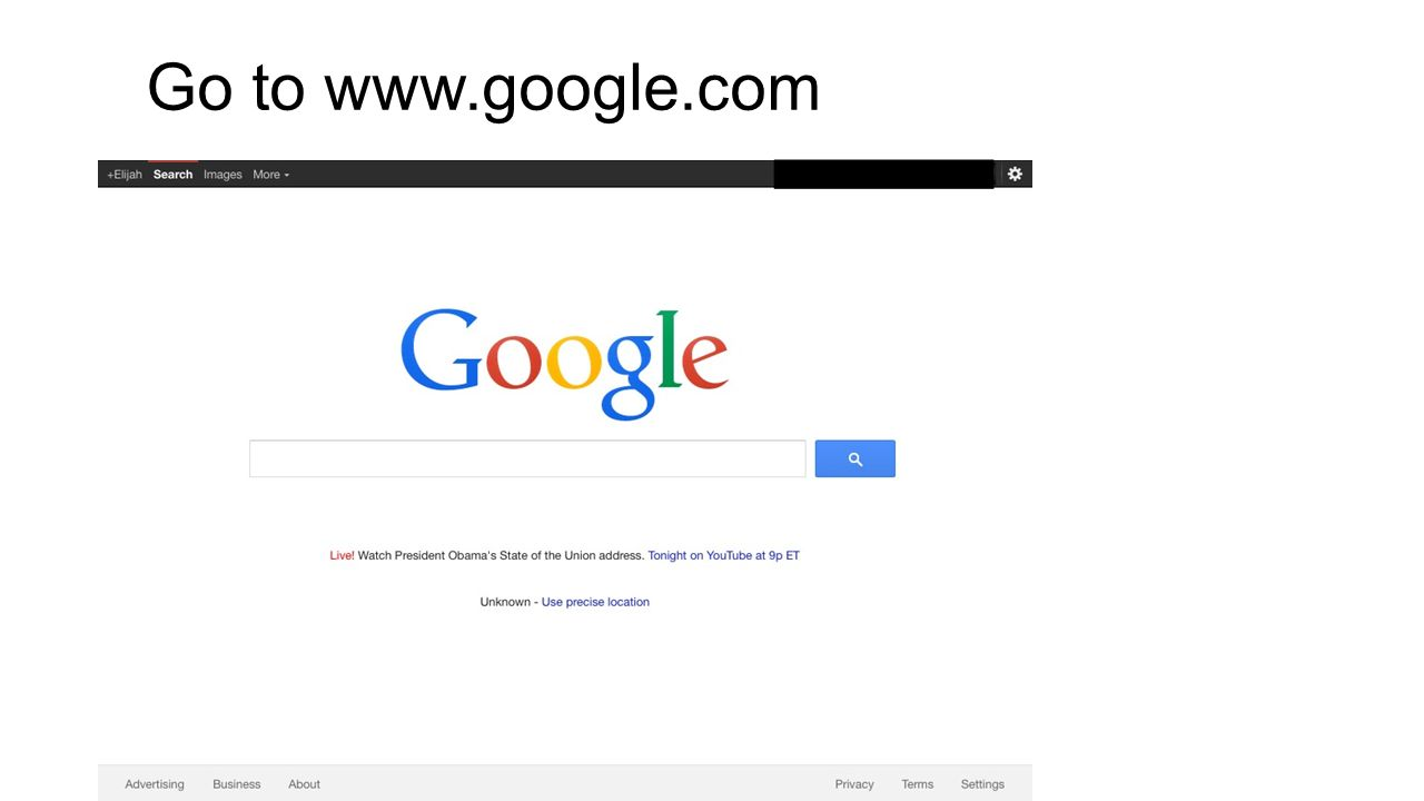 google docs tutorial go to click on sign in ppt download