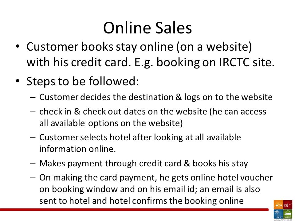 Room booking and allocation hrishikesh wankhede offline sales online sales customer books stay online on a website with his credit card thecheapjerseys Image collections