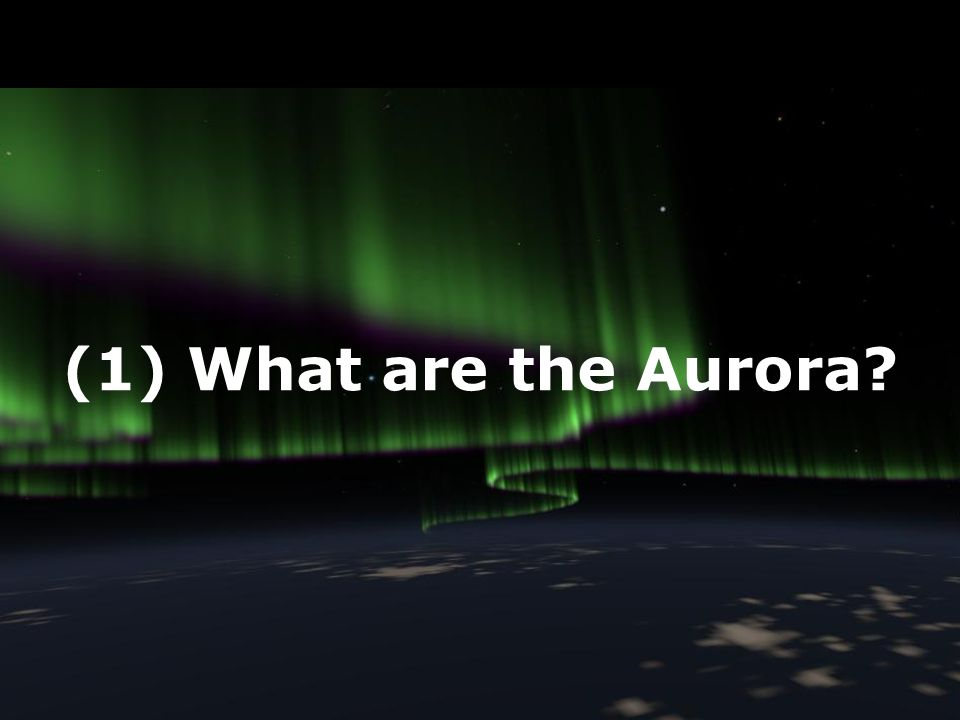 1 Interactive Volume Rendering Aurora on the GPU Orion Sky Lawlor