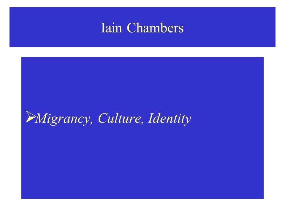 MIGRANCY CULTURE IDENTITY PDF DOWNLOAD