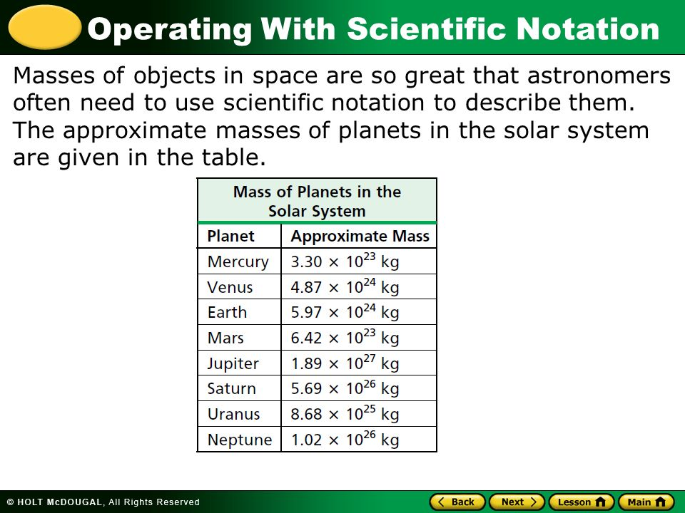 Operating With Scientific Notation Learn Operate with scientific ...