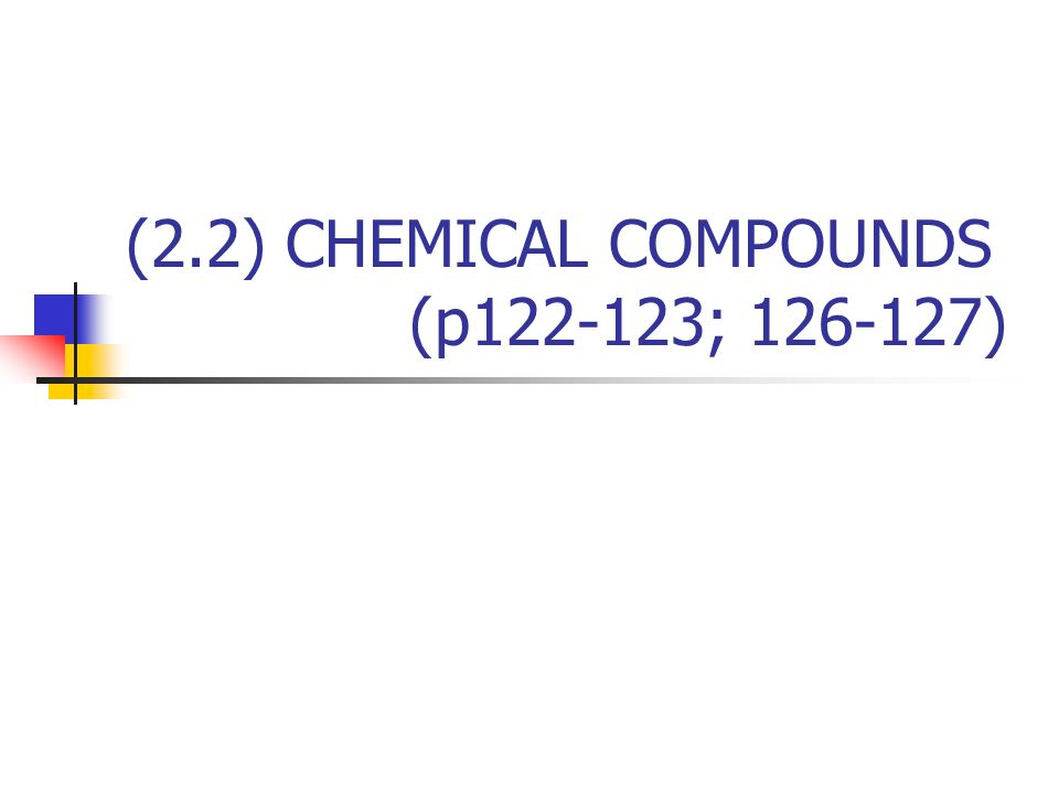 22 Chemical Compounds P Chemical Formulas The Short Form Of