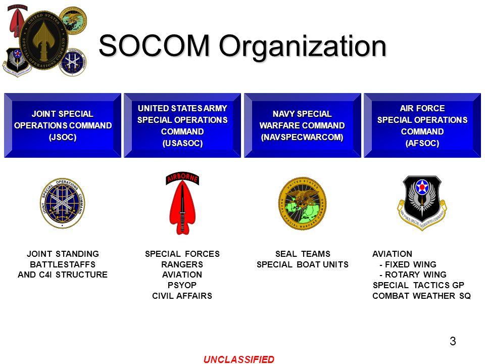 Operations Command Socom Organization Chart Www Bilderbeste Com