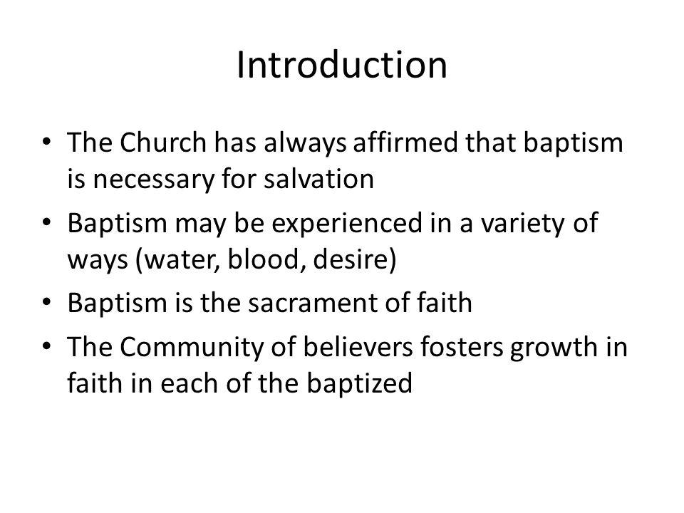baptism catholic