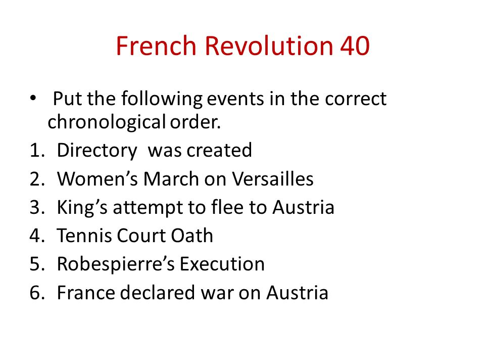 french revolution success failures The french revolution experienced many successes as well as many failures although overall they were able to meet their prominent aims and goals for the common people of france making the french revolution a moderate success.