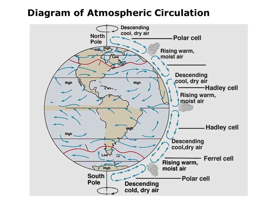 Circulation in the atmosphere Lecture 06 Circulation in the ...