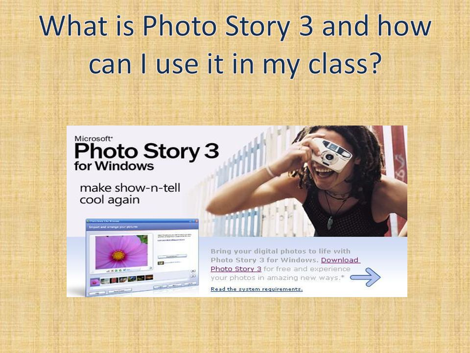 photostory 3 free download