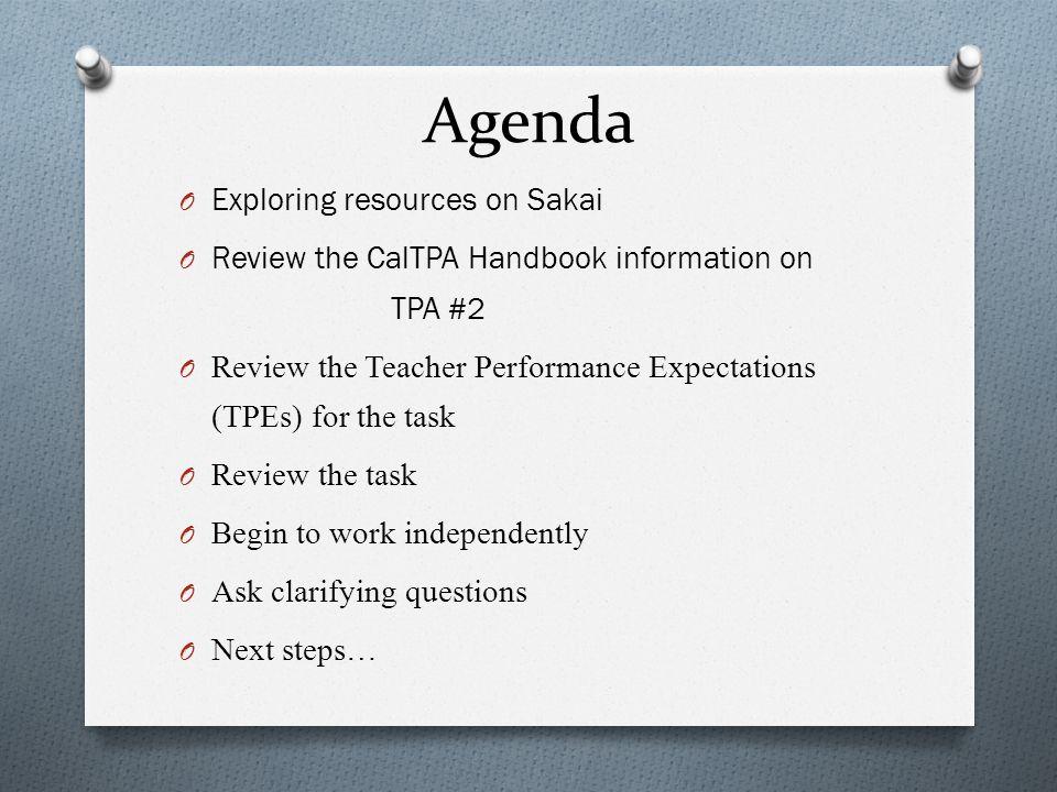 California Teacher Performance Assessment Caltpa 2 Workshop Facilitator Stacy A Griffin Ed D Ppt Download