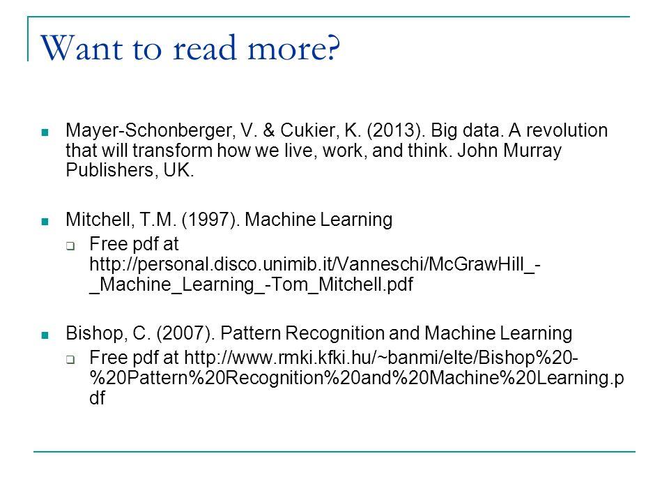 Revolution pdf data a big
