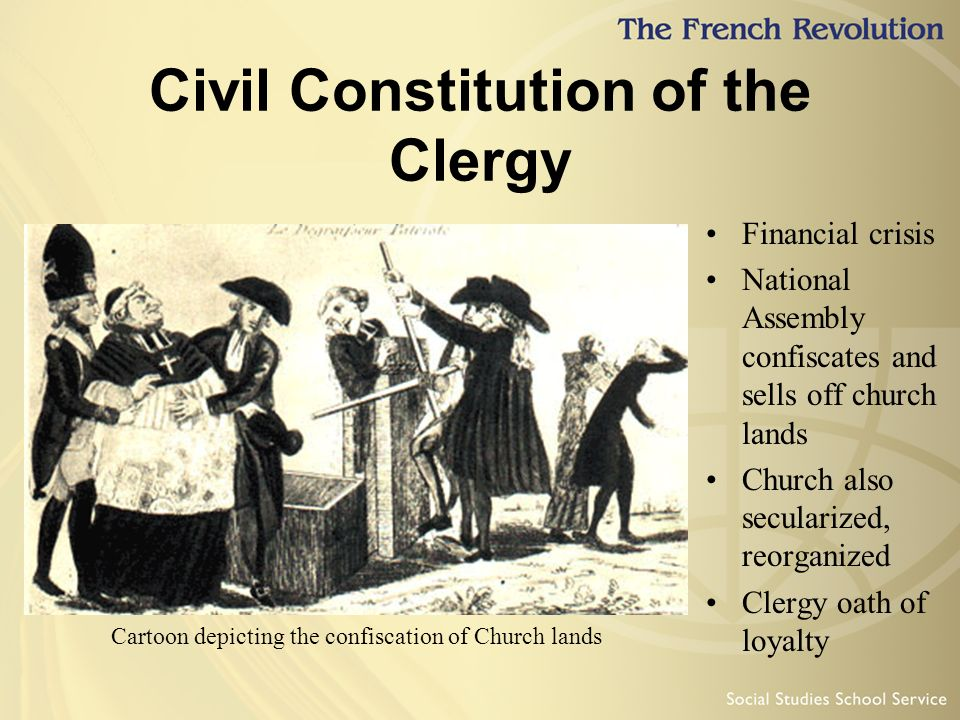 clergy french revolution