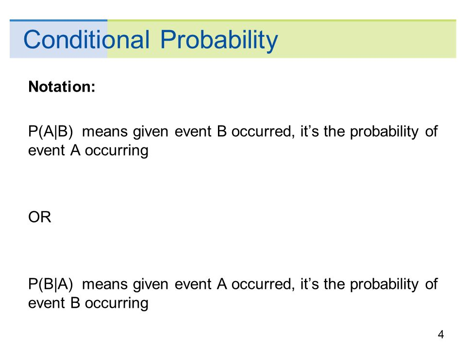 Section 4 2 Some Probability Rules—Compound Events  - ppt download