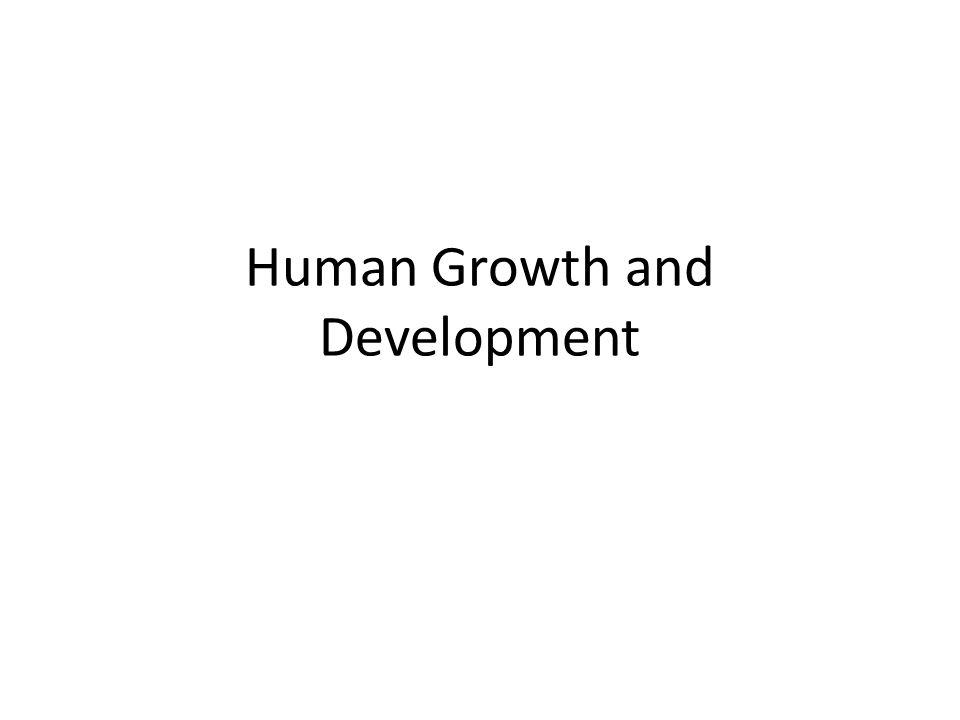 human development biology