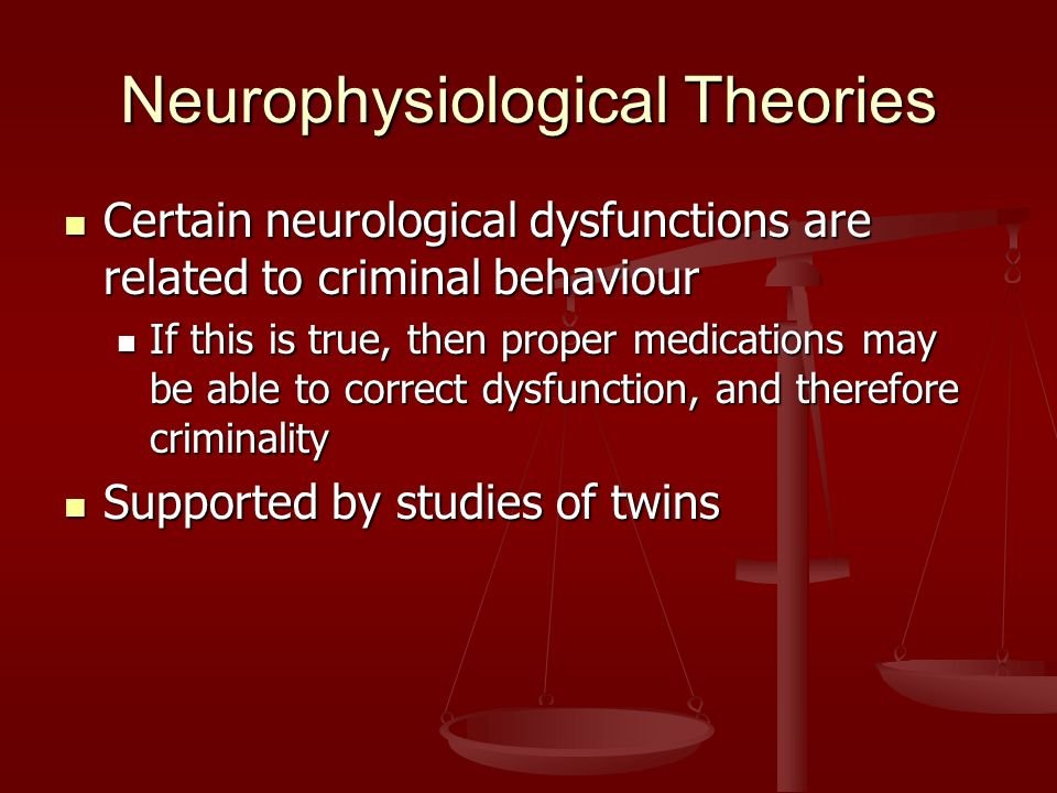 neurophysiological theory
