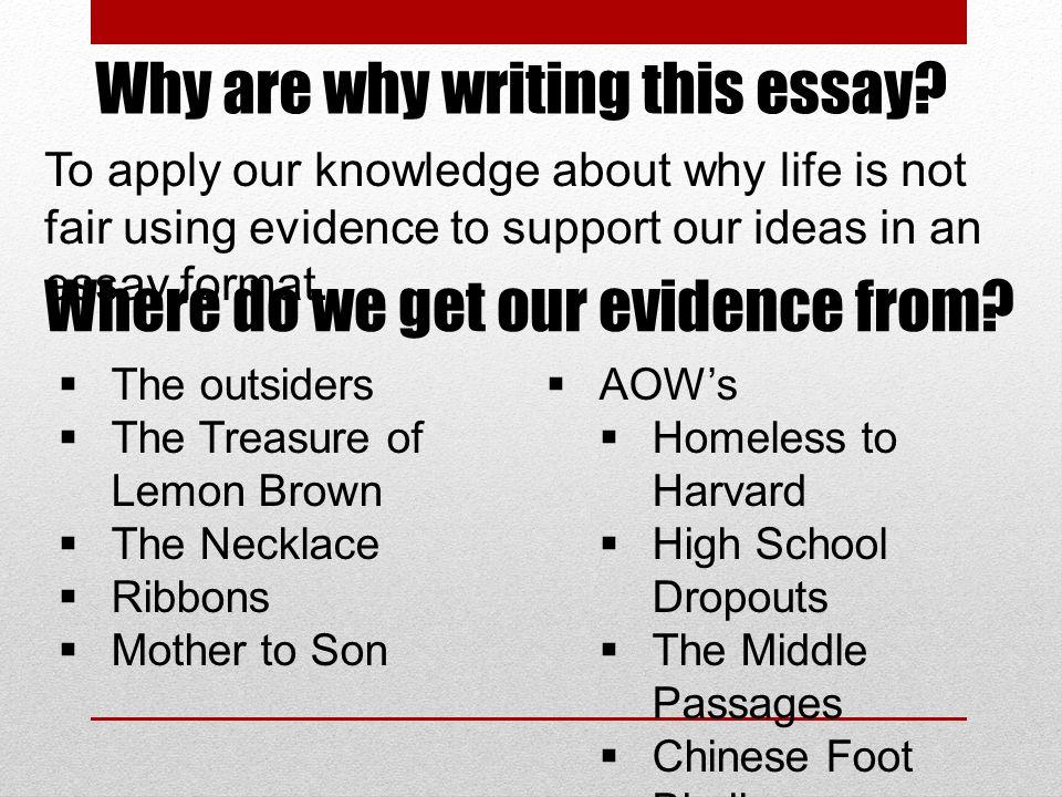 the treasure of lemon brown theme essay
