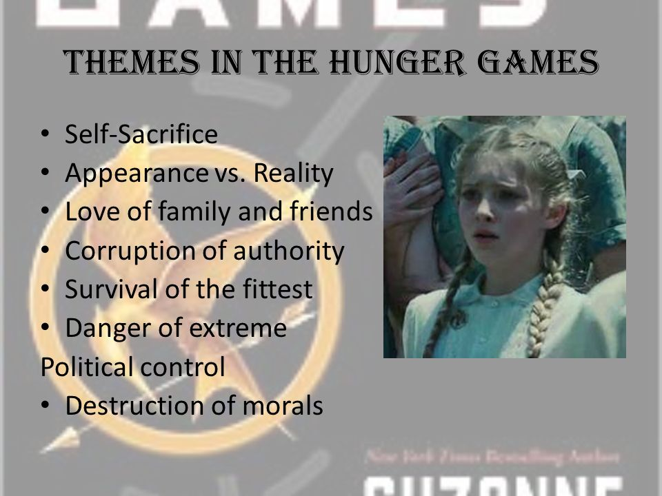 hunger games reality