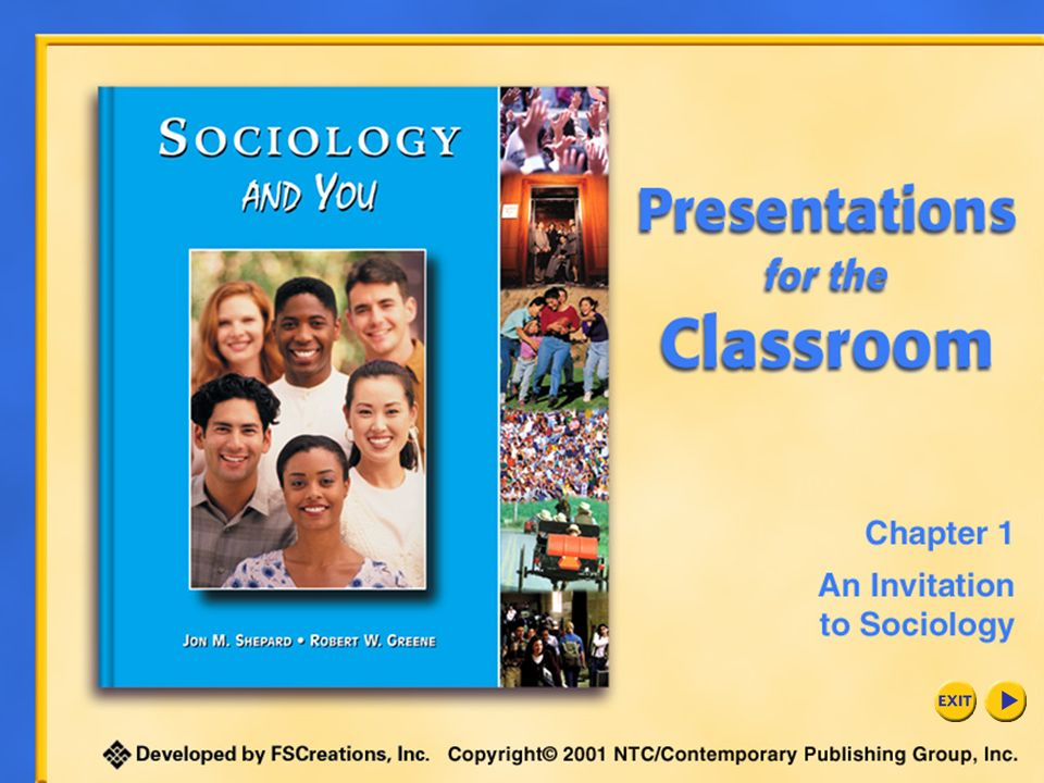 invitation to sociology a classic overview Essays from bookrags provide great ideas for sociology essays and paper topics like essay  invitation to sociology: a classic overview from bookrags (c).