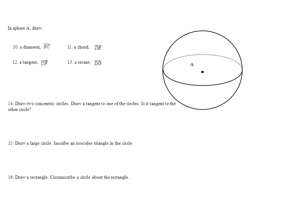 Geometry 9.1 An Introduction to Circles. Please turn to your vocab ...