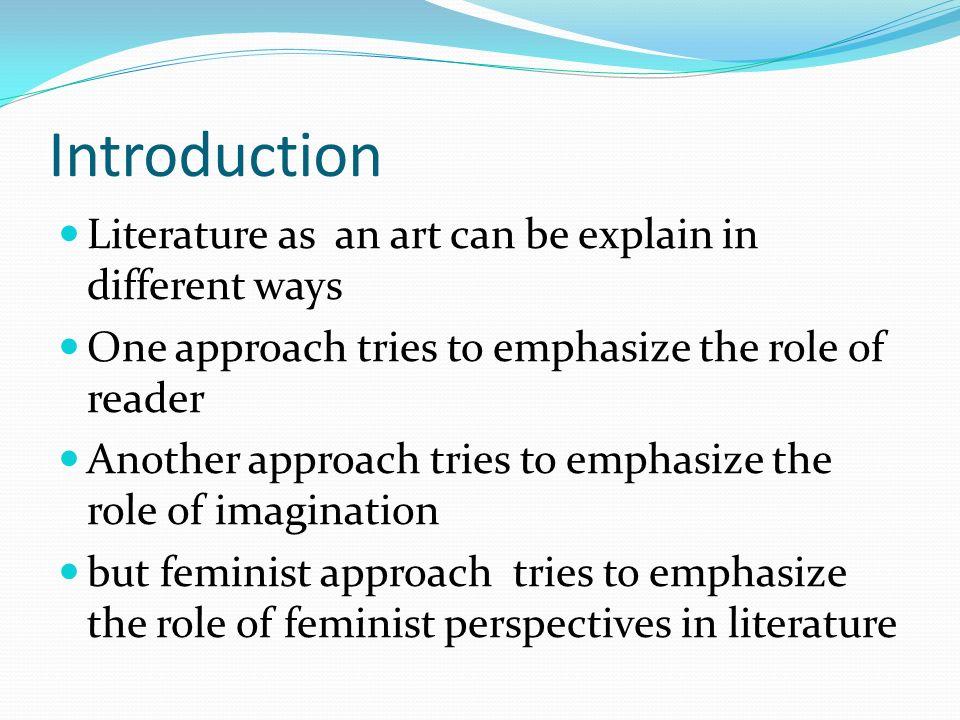role of imagination in literature