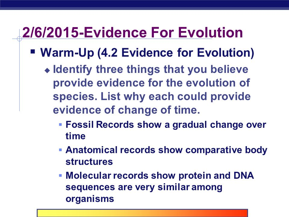 Mechanisms Of Evolution Reflection 3 5 Sentences Per Question