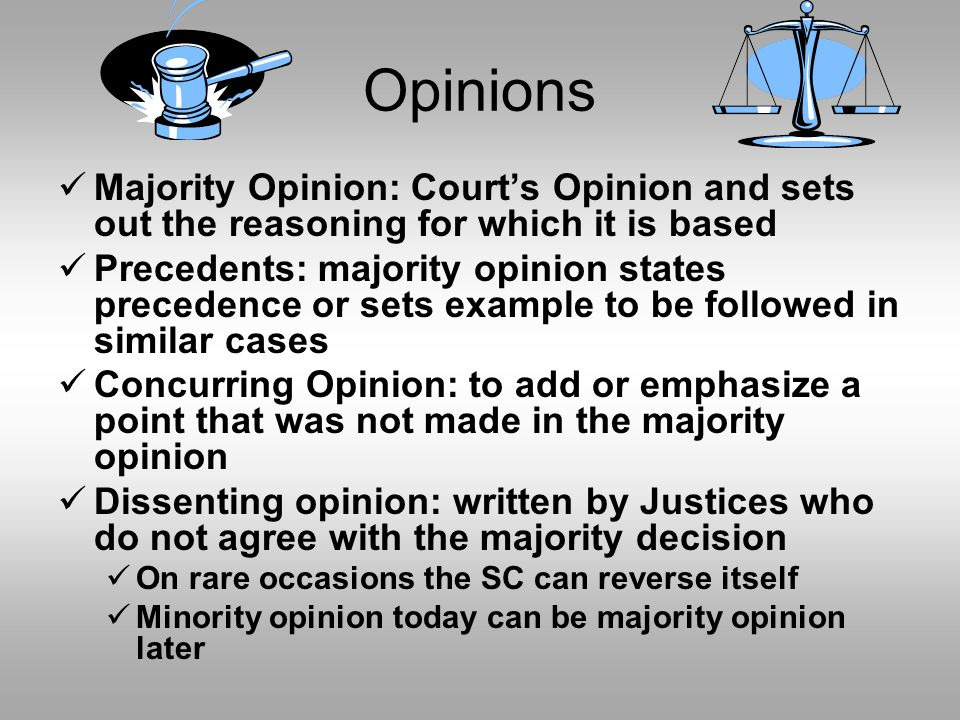 The Supreme Court Judicial Review Power To Consider The