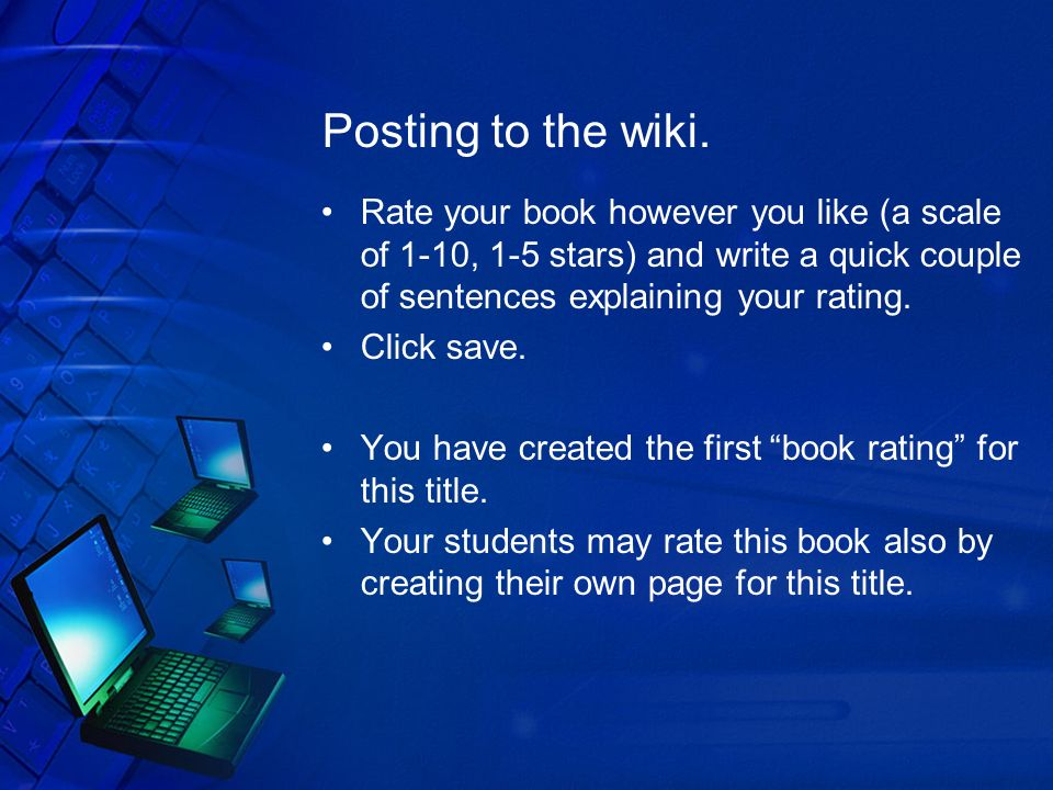 Wikis  What are Wikis? Could this be a Wiki? MoT0Ehttp