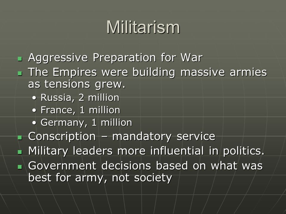 World War I And Its Aftermath Chapter 23 25 Nationalism And