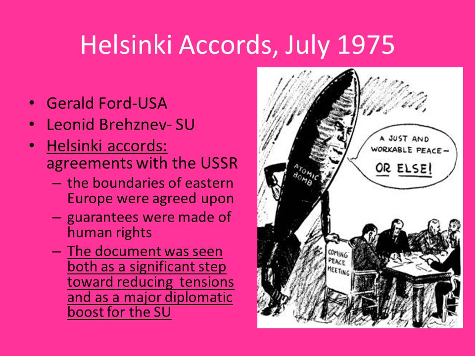 helsinki accords human rights